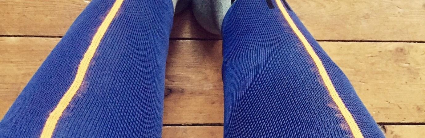 GEM les chaussettes qui tiennent chaud