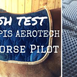 [Crash Test ] Le tapis Aerotech by Horse Pilot : quand la clim' s'installe sur ton poney !
