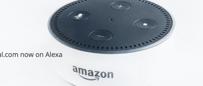 Hortal.com now on Alexa