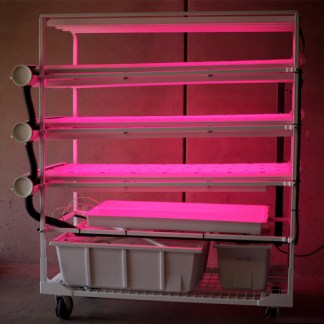 Vertical Farming Cart 2.0