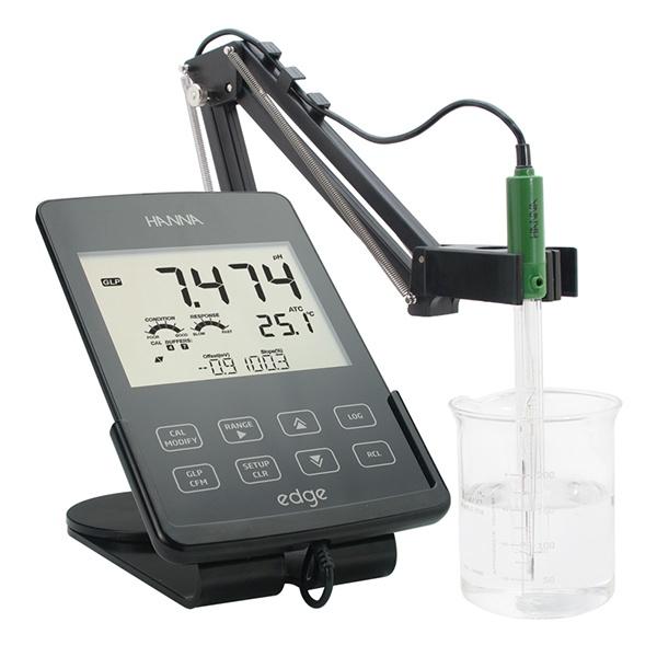 Hanna edge pH EC DO meter