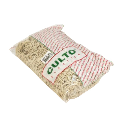 Culto horticulture white rubber bands