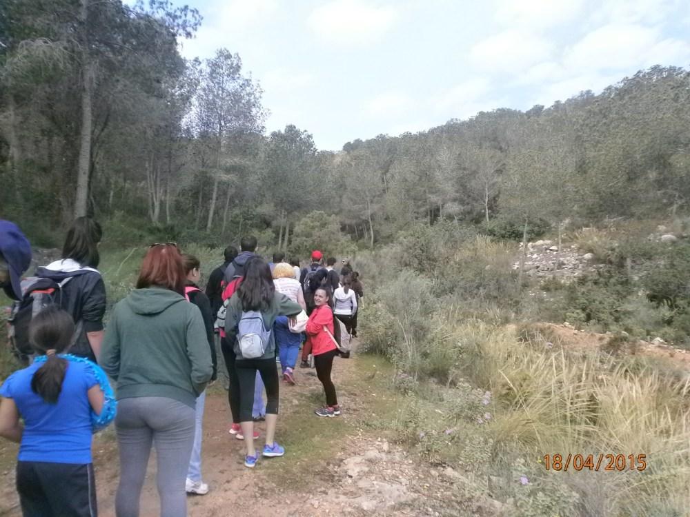 Crónica d'Horta Neta a la Serra Perenxisa (2/6)