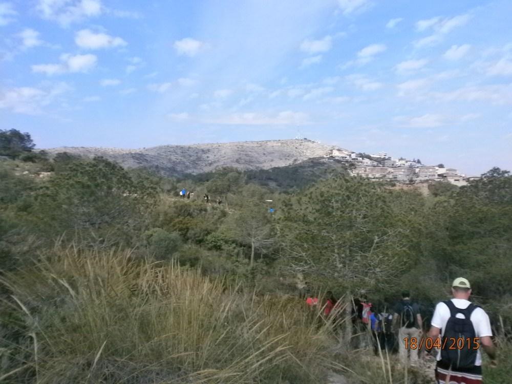 Crónica d'Horta Neta a la Serra Perenxisa (3/6)
