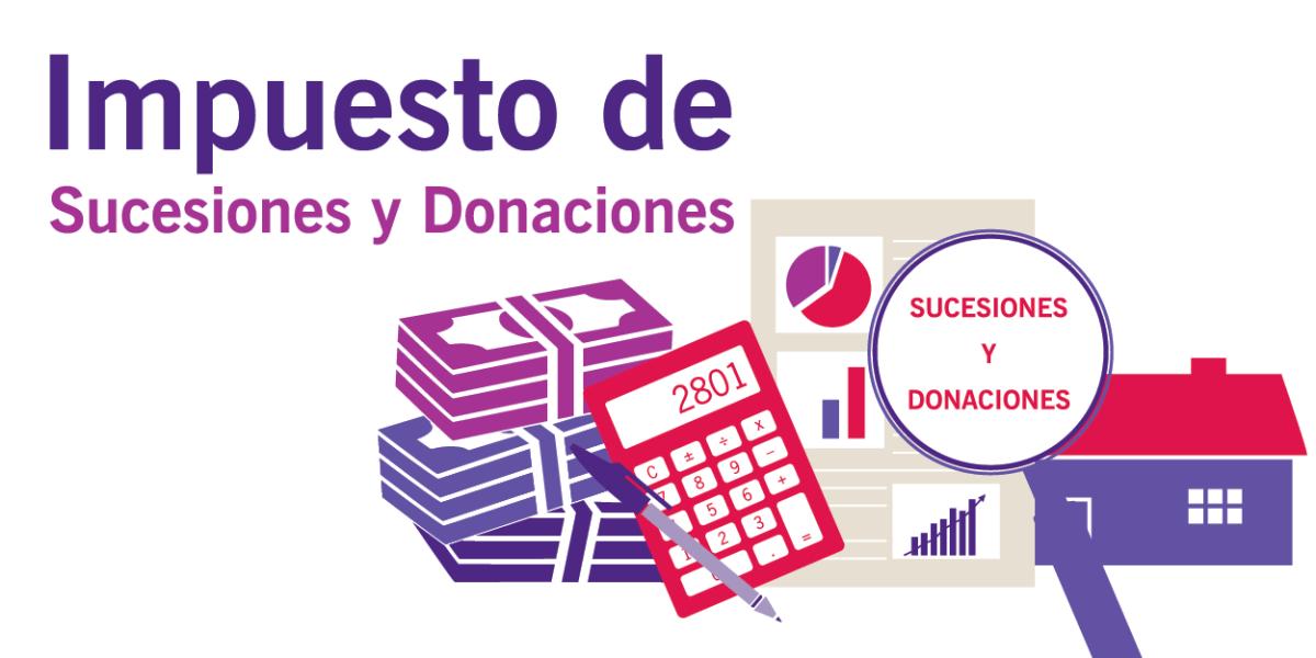 Impuesto donaciones y sucesiones en Valencia