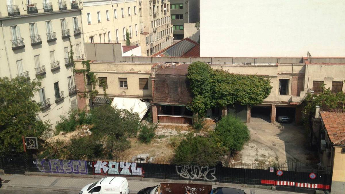 La misteriosa promoción que competirá con los pisos más caros de Madrid
