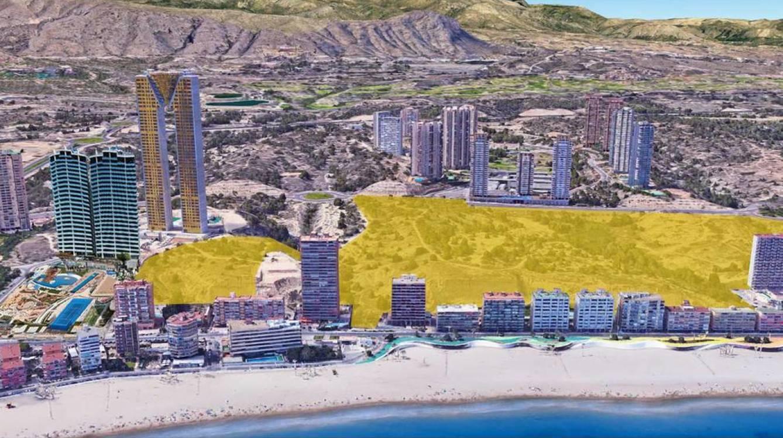 Terrenos adquiridos por TM Grupo Inmobiliario.