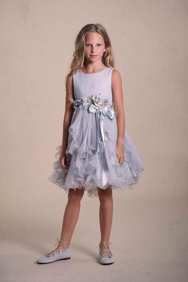 Vestido Agatha Nube