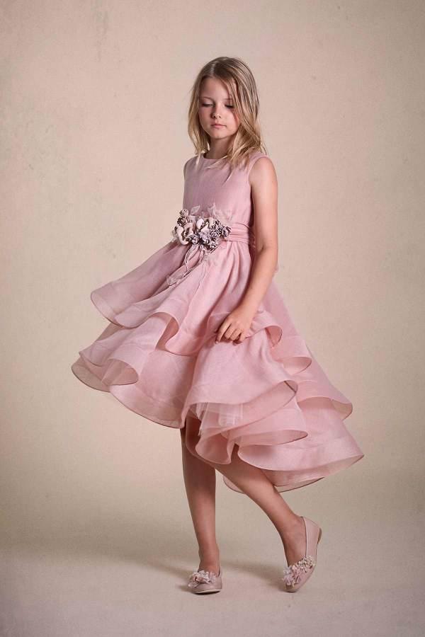 Vestido de ceremonia niña