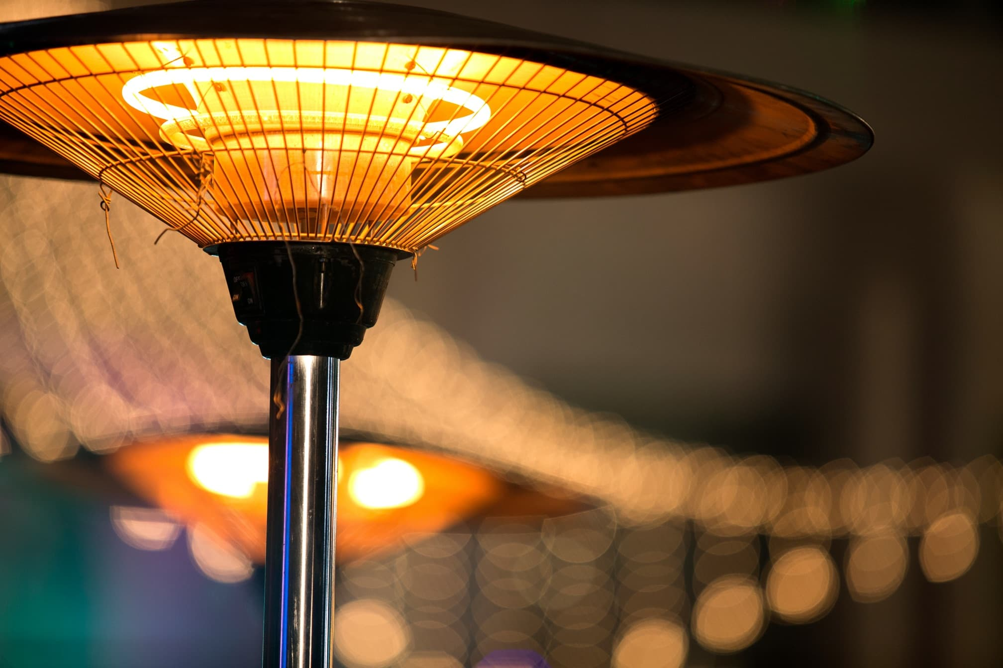 5 best electric patio heaters for