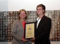 Sir Walter Raleigh Award Recipient