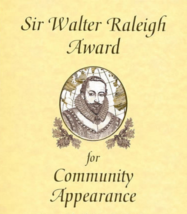 Sir Walter Raleigh Award