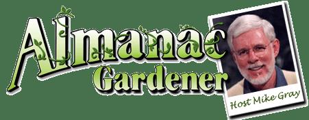 Almanac Gardener Title Logo