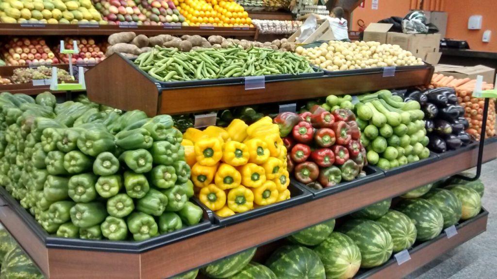 Legumes Frutos