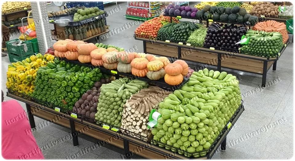 FLV legumes como fazer exposição adequada