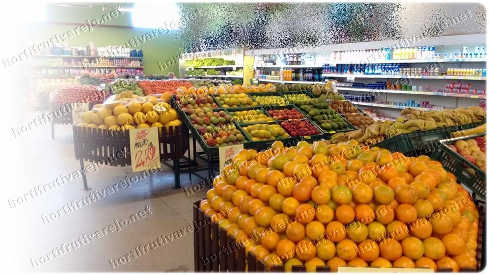 Pontas de oferta hortifruti