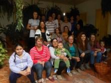 Mulheres se organizando pelo resgate do conhecimento sobre as plantas medicinais. (Linha Santa Terezinha – Aroma Flor)