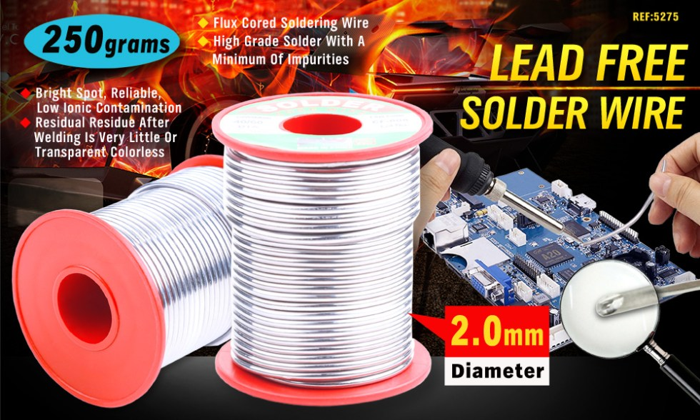 2mm Tin Lead Solder Wire