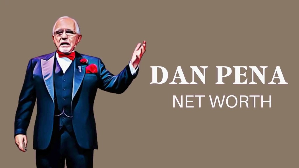 Dan Pena Net Worth, Age, Height, Wiki & Full Bio (2021)
