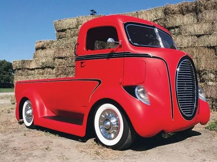 1940 Ford Coe Truck