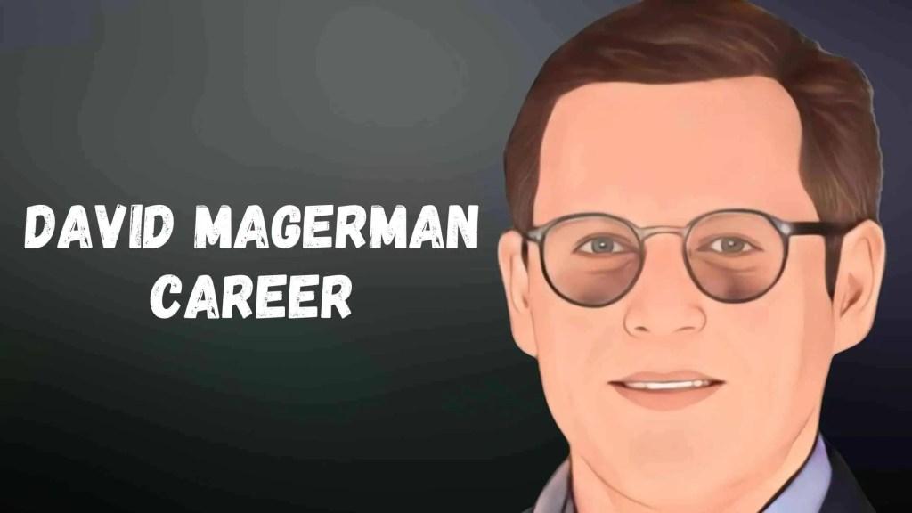 David Magerman Career