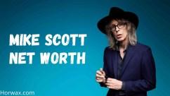 Mike Scott Net Worth, Age, Height & Full Bio (2021)