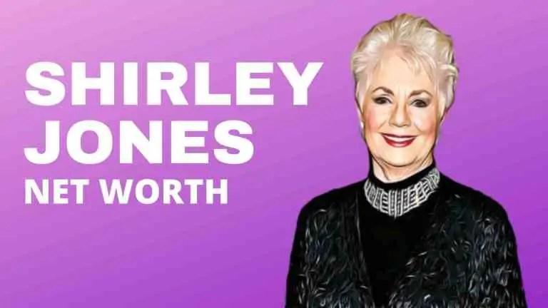 Shirley Jones Net Worth, Age, Height, Wiki & Full Bio