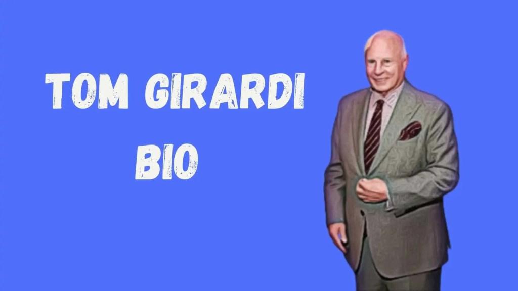 Tom Girardi Bio