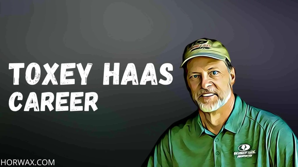 Toxey Haas Net Worth & Professional Career