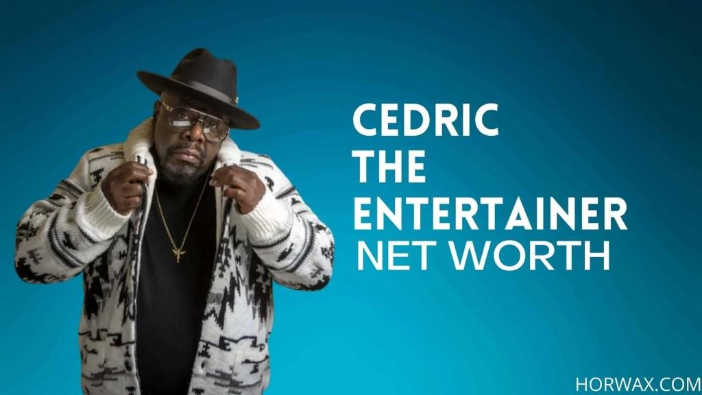 Cedric the Entertainer Net Worth