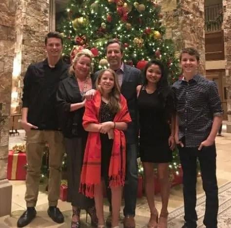 ethan wacker family