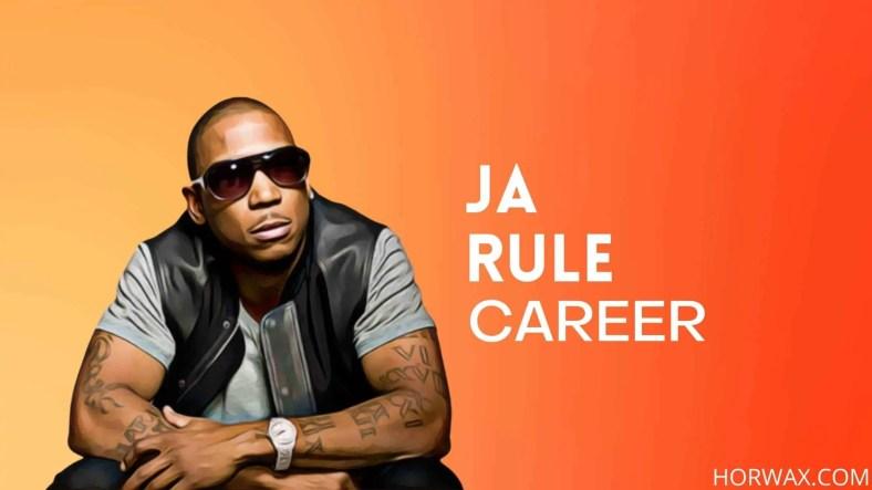 Ja Rule Net Worth & Professional Career