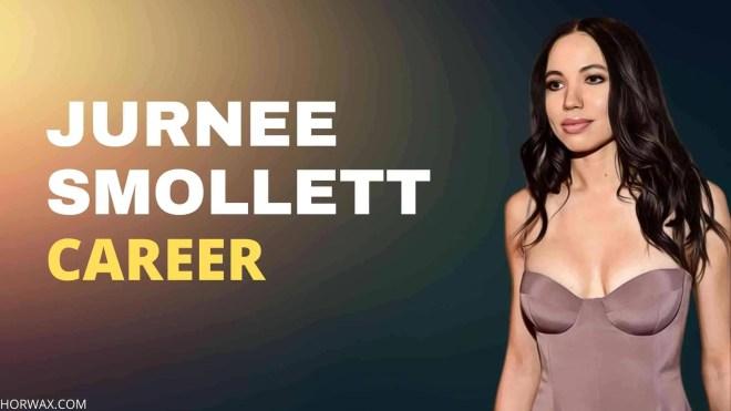 Jurnee Smollett Career