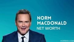 Norm Macdonald Net Worth, Career & Full Bio (2021)