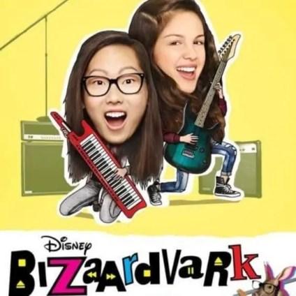 Olivia Rodrigo on the Disney Channel sitcom Bizaardvark