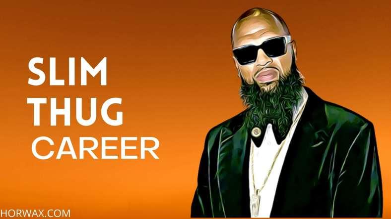 Slim Thug Net Worth & Professional Career