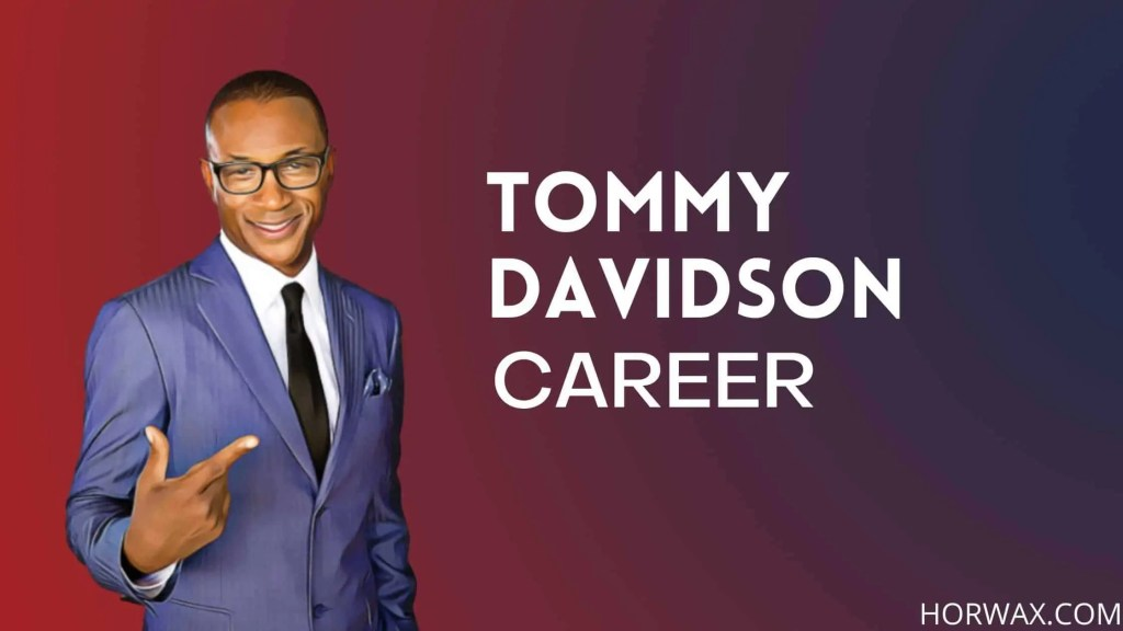 Tommy Davidson Net Worth & Professional Career
