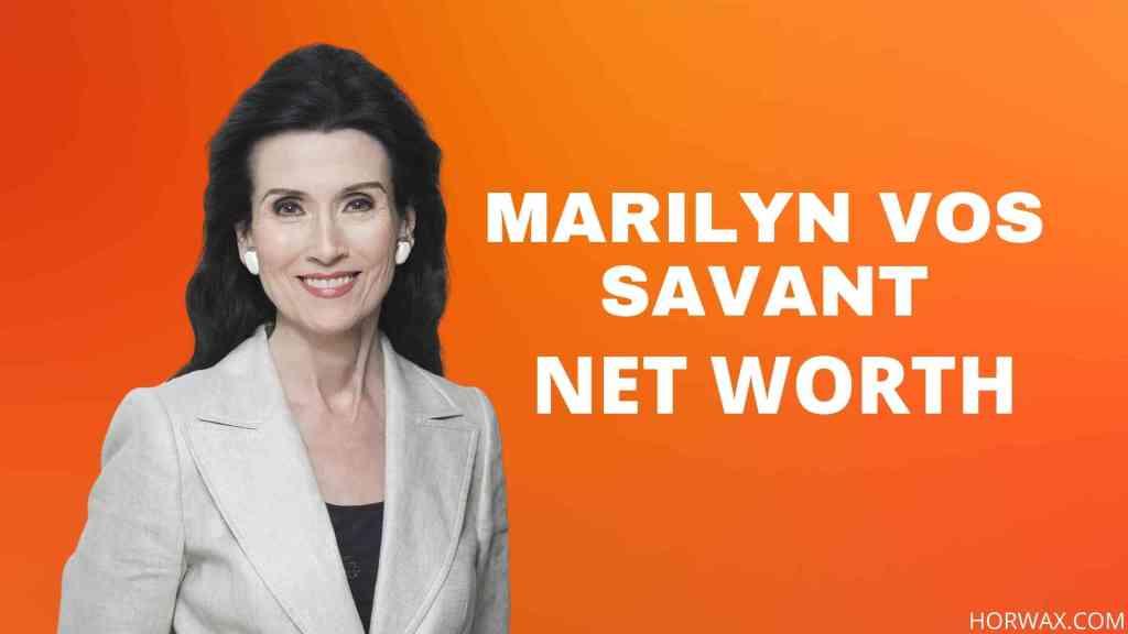 Marilyn Vos Savant Net Worth, Age & Full Bio (2021)