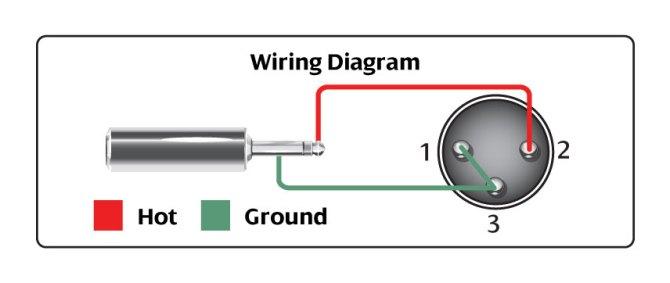 microphone xlr jack wiring  kia bongo wiring diagram  7gen
