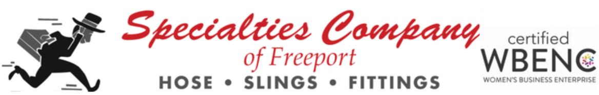 Specialties Company of Freeport