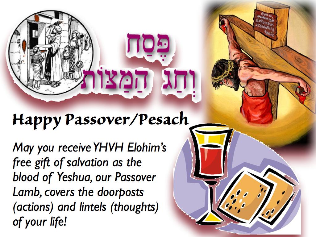 Passover, Happy