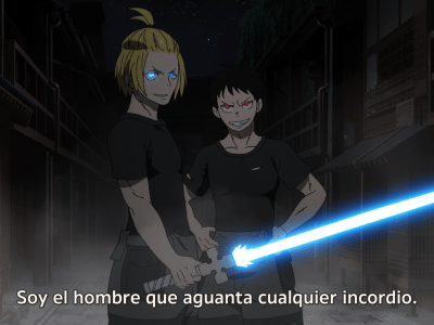 Enen no Shouboutai – 13