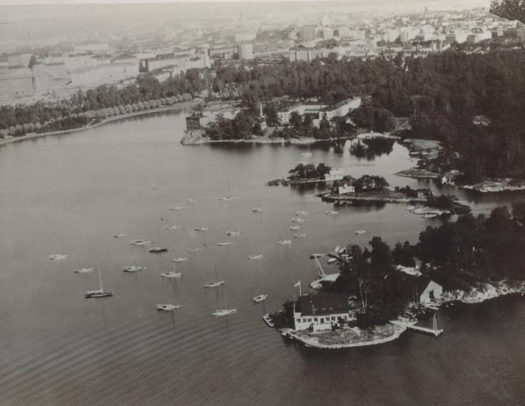 Stora Bässen 1945