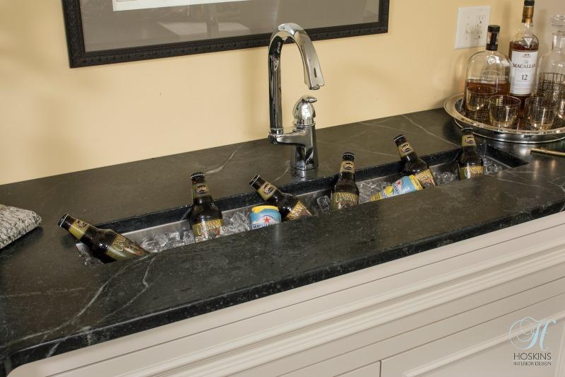 bar sink design