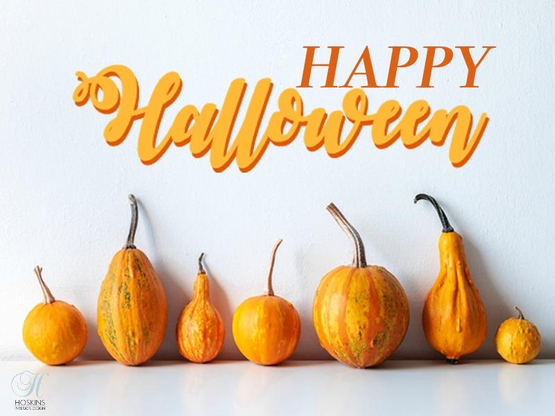 Happy Halloween from Hoskins Interior Design