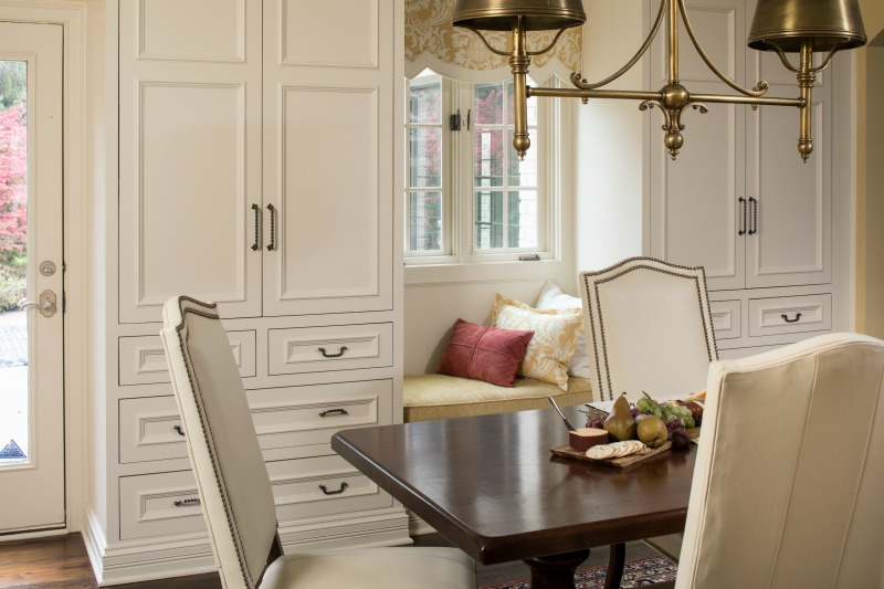 Project Highlight A Multi Functional Informal Dining Room