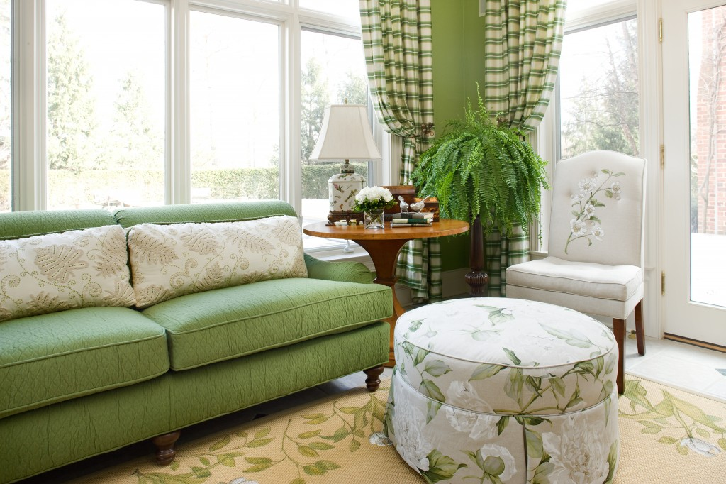 Decorating with Draperies