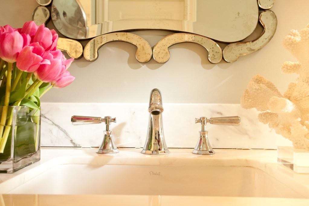 Lakehouse Project Master Bath detail