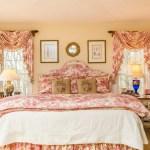 Sophisticated Rustic Bedroom Detail
