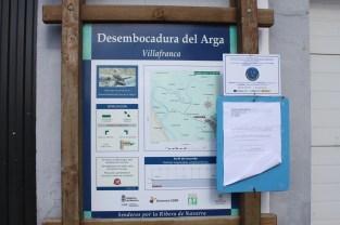 ruta de los sotos de Villafranca